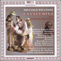 Niccolò Piccinni: La Cecchina, ossia La Buona Figliuola - Danilo Formaggia (tenor); Serena Farnocchia (soprano); Vito Paternoster (conductor)