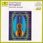 Niccol? Paganini: 24 Capricci For Solo Violin Op. 1
