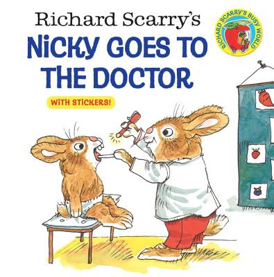 Nicky Goes to the Doctor -