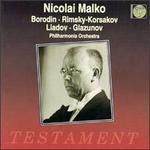 Nicolai Malko Conducts Russian Music
