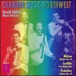 Nielsen: Quintet Op. 43; Leoffler: Two Rhapsodies; Prokofiev: Quintet Op. 39
