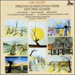 Nielsen: Springtime in Funen; Suite from Aladdin