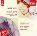 "Nielsen: Symphonies Nos. 5 & 6 ""Sinfonia semplice""; Hymnus Amoris; Sleep; Wind Quintet"
