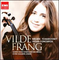 Nielsen, Tchaikovsky: Violin Concertos - Vilde Frang (violin); Danish National Symphony Orchestra; Eivind Gullberg Jensen (conductor)