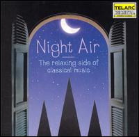 Night Air: The Relaxing Side of Classical Music - Frances Tietov (harp)