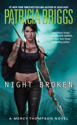 Night Broken - Briggs, Patricia