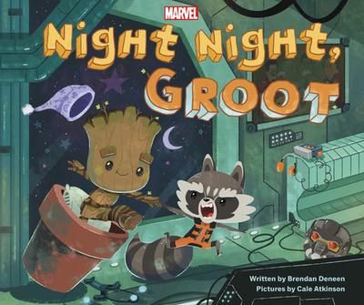 Night Night, Groot - Deneen, Brendan