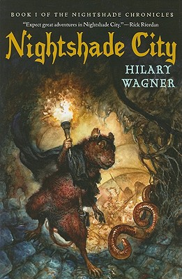 Nightshade City - Wagner, Hilary