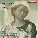 Nikolai Medtner: Songs