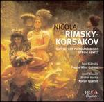 Nikolay Rimsky-Korsakov: Quintet Piano-Winds; String Sextet in A