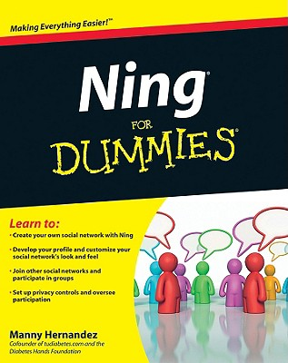 Ning for Dummies - Hernandez, Manny