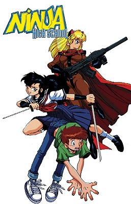 Ninja High School - Dunn, Ben