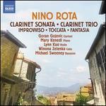 Nino Rota: Clarinet Sonata; Clarinet Trio
