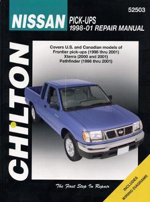 Nissan Pick-Ups Repair Manual: 1998-2004 - Kibler, Jeff