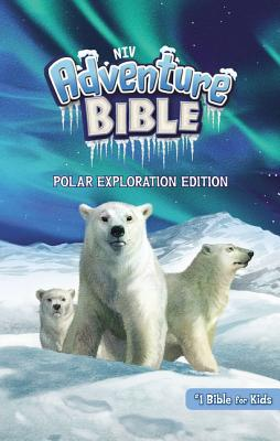 NIV, Adventure Bible, Polar Exploration Edition, Hardcover, Full Color - Zonderkidz