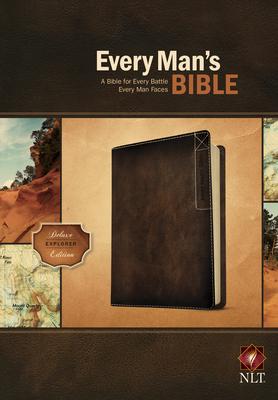 NLT Every Man's Bible: Deluxe Explorer Edition - Merrill, Dean