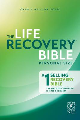NLT Life Recovery Bible, Personal Size - Arterburn, Stephen