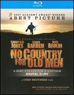 No Country for Old Men [Deluxe Edition] [2 Discs] [Blu-ray] - Ethan Coen; Joel Coen