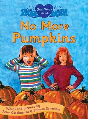 No More Pumpkins - Catalanotto, Peter