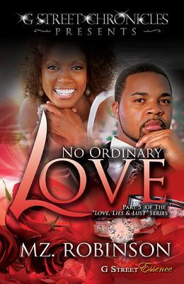 No Ordinary Love - Robinson, Mz