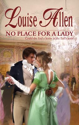 No Place for a Lady - Allen, Louise