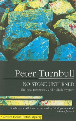 No Stone Unturned - Turnbull, Peter, Mr.
