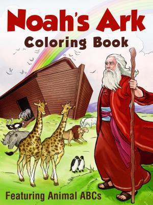 Noah's Ark Coloring Book - Barbour Publishing, Inc (Creator)