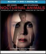 Nocturnal Animals [Includes Digital Copy] [Blu-ray/DVD]