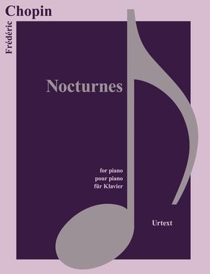 Nocturnes - Chopin, Frédéric