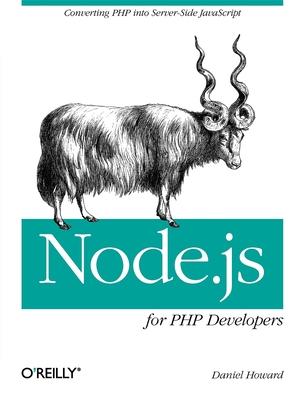 Node.js for PHP Developers - Howard, Daniel