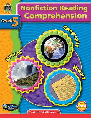Nonfiction Reading Comprehension Grade 5 - Housel, Debra