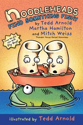 Noodleheads Find Something Fishy - Hamilton, Martha, and Weiss, Mitch