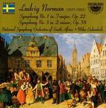 Norman: Symphonies Nos. 1 & 3