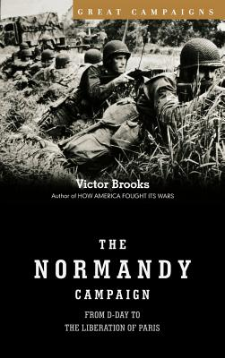 Normandy Campaign - Brooks, Victor