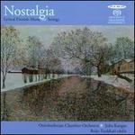 Nostalgia: Lyrical Finnish Music for Strings