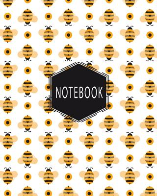 Notebook: Inspiration Notebook / Dot Grid Notebook / Blank Note / Size 8x10 / 120 Pages / Soft Cover / Glossy Cover - Happiness Journal