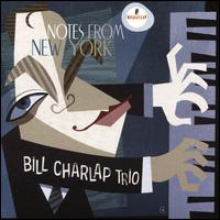Notes From New York - Bill Charlap Trio