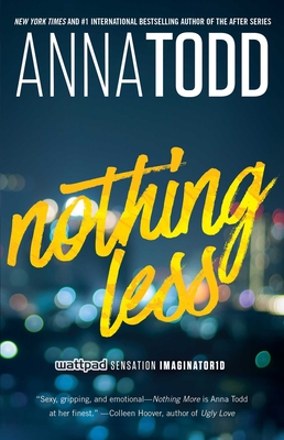 Nothing Less - Todd, Anna