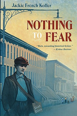 Nothing to Fear - Koller, Jackie French