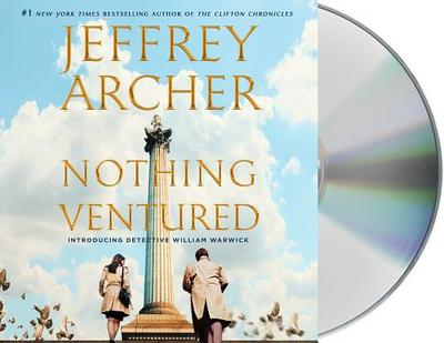 Nothing Ventured - Archer, Jeffrey, and Blagden, George (Read by)