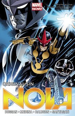 Nova Volume 4: Original Sin (Marvel Now) - Marvel Comics (Text by)