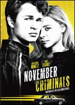 November Criminals - Sacha Gervasi