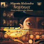Novosax: Great Composers for Mimmo