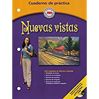 Nuevas Vistas: Cuaderno Practice Course 1 - Holt Rinehart & Winston