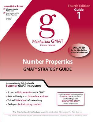 Number Properties GMAT Preparation Guide - Manhattan Gmat