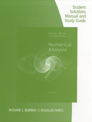 numerical analysis student solutions manual book by richard l rh alibris com numerical analysis burden 7th edition solution manual pdf numerical analysis burden faires solution manual
