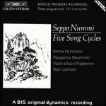 Nummi: Song Cycles