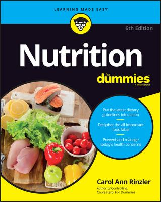Nutrition for Dummies - Rinzler, Carol Ann