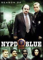 NYPD Blue: Season 06 [6 Discs] -