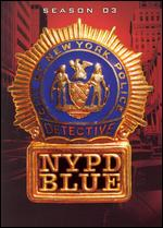 NYPD Blue: The Complete Third Season [4 Discs] -